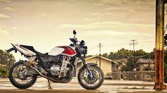 Honda CB 1300 by Tanadol Wimalai on 500px