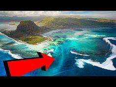 15 Strange and Amazing Underwater Discoveries - YouTube