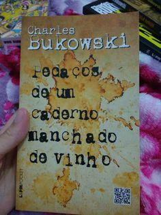 Indo além da caixinha: Compras de fevereiro ! Charles Bukowski