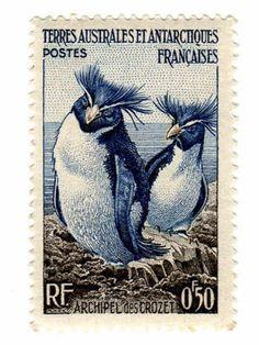 ペンギンを描いた切手を集めてみました。 - NAVER まとめ