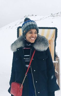 How to Stay Stylish When It's Arctic, According to Your Fave Bloggers | Who What Wear UK