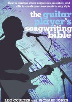 The Guitar Player's Songwriting Bible (Music Bibles) Play Guitar Chords, Learn To Play Guitar, Richard Jones, Guitar Books, Guitar Online, Guitar Youtube, Guitar For Beginners, Book Club Books, Playing Guitar