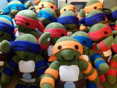 Turtles! | I have a couple of Turtles... | Handmade Stuffs | Flickr