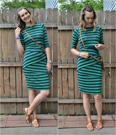 Easiest Nursing Dress Hack