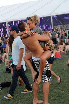 #fesztivál #csók