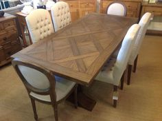 Frank Hudson Hamilton Dining Table In Home Furniture DIY Tables