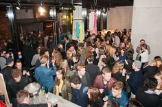 Zalando Collection Launch Party @ Pop-Up Store Berlin-Mitte