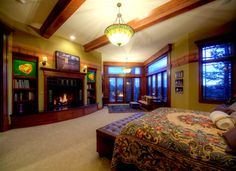 Master Bedrooms By Timber Ridge Properties bedroom