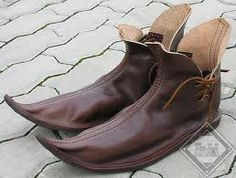 medieval shoes - Google Search