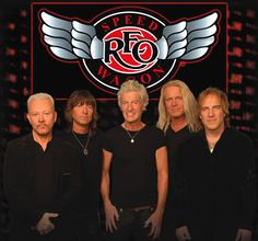 Reo Speedwagon.  August 30, 1996.  A triple shot concert.  Reo Speedwagon, Foreigner & Peter Frampton.  Great show.