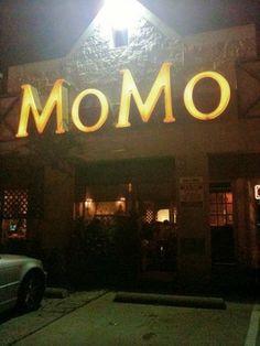 MoMo Italian Kitchen- East Dallas BYOB ( hey, a restaurant named after me?....lol)