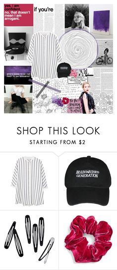 """""""- open up my eager eyes -"""" by same-sunset ❤ liked on Polyvore featuring Liliana, GET LOST, MANGO, Olsen, H&M, Religion Clothing and L. Erickson"""