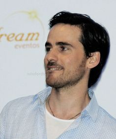 Colin O'Donoghue at the Ever After Con Rio June 2015