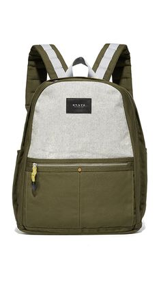 Amazon.com   STATE Women s Nevins Backpack, Olive, One Size   Backpacks a2dc0923b2