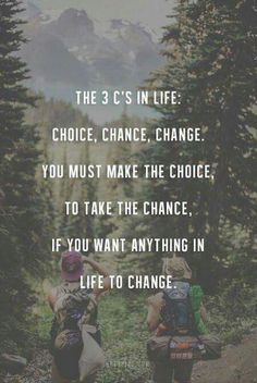 I'd like to add commitment. You need to commit to being a changed person, for better or for worse. It's not a half the time change. It's an ALL the time change. #breatheoutthebad