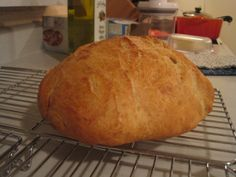 Chléb z brambor a piva