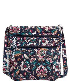 Vera Bradley Handbags, Vera Bradley Crossbody, Harry Potter Collection, Dillards, Hogwarts, Leather Handbags, Crossbody Bag, Hipster, Purses