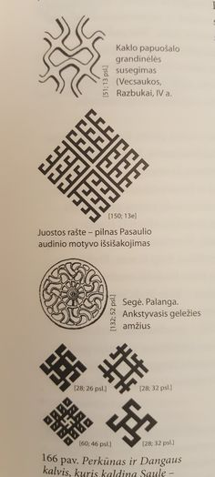 244 Best Baltic Ethnographic Symbols Amp Mythology Images In