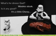 It's Star Wars Day - May the 4th be with you!