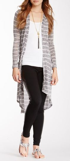 Utica Legging but I love this cardigan
