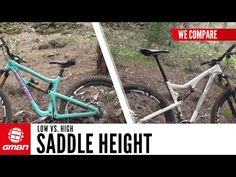 Video: Seat Down Vs Seat Up – What's Actually The Difference For Mountain Biking? | Singletracks Mountain Bike News