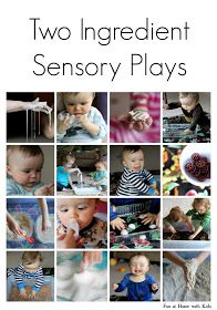 Fun at Home with Kids: 10+ Super Easy Sensory Plays