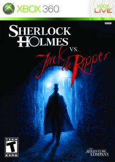 Sherlock Holmes vs. Jack the Ripper – Xbox 360  http://gamegearbuzz.com/sherlock-holmes-vs-jack-the-ripper-xbox-360/