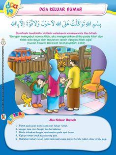 Hijrah Islam, Doa Islam, Activities For 5 Year Olds, History Of Islam, Microsoft Word 2010, Islam For Kids, Learn Islam, Self Reminder, Islamic Cartoon