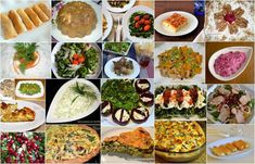 Menu dal al 28 . Appetizer Recipes, Salad Recipes, Christmas Appetizers, Cobb Salad, Mexican, Favorite Recipes, Ethnic Recipes, Food, Dinner