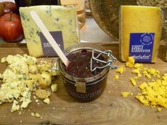 Delicious cheese and chutney from Daylesford Farmshop & Cafe in Westbourne Grove, Notting Hill. Daylesford, Notting Hill, West London, Chutney, Acai Bowl, Cheese, Breakfast, Food, Gourmet