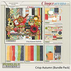 Crisp Autumn [Bundle Pack]