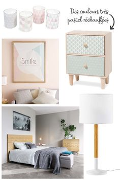 Hygge, Cosy Corner, Minute, Bed Styling, Floating Nightstand, My House, House Design, Decorations, Table