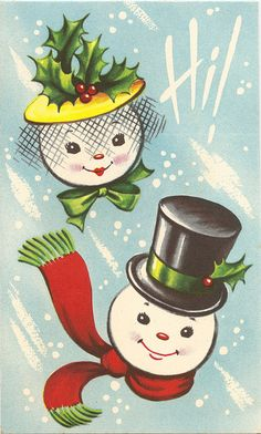 Ideas Fashion Winter Vintage Christmas Cards For 2019 Christmas Family Feud, Old Time Christmas, Old Fashioned Christmas, Noel Christmas, Retro Christmas, Christmas Decor, Primitive Christmas, Country Christmas, Vintage Greeting Cards