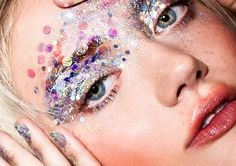 The Creative Book   All that glitters...   laurenbuckleymakeup