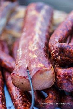 Reteta de cotlet de porc afumat la rece