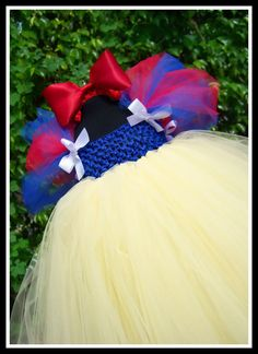 FAIREST OF ALL Snow White Inspired Babydoll by goodygoodytutus, $65.00