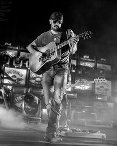 Eric Church performs inside The Chelsea at The Cosmopolitan of Las Vegas