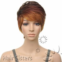 MODEL MODEL EQUAL SYNTHETIC WIG  VALERIE