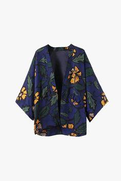 Herren Locker Kimono-Strickjacke noragi Jacke Japanisch Yukata Mantel HAORI