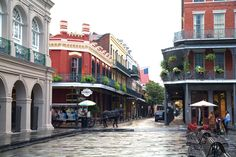 Chartres Street near St. Ann sits in the heart of New Orleans' French Quarter, the oldest—and most distinctive—neighborhood in the city. Six honeymoon spots sure to please every type of newlywed couple, with promises for a memorable trip. Perfect Match - Orlando Magazine - June 2016 - Orlando, FL just now
