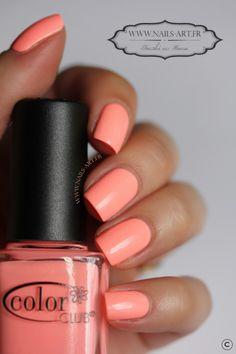 Color Club East Austin #nail #nails #nailpolish