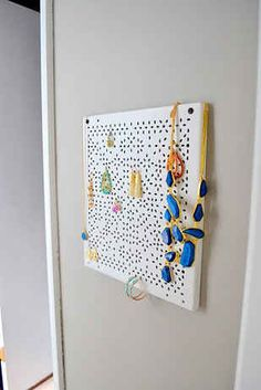 Jewelry Storage and Ikea Hack Cheap storage Jewelry storage and