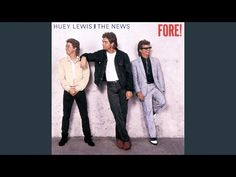 Huey Lewis and the News- Stuck With You 80s Pop Music, Jacob's Ladder, Capitol Records, Universal Music Group, You Youtube, News, Awesome