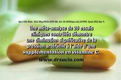 Picture Decreasing blood pressure with vitamin C drsuciu High Blood Pressure, Blood Pressure, Vitamin E