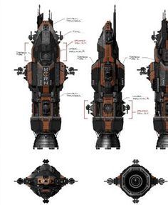 """Rocinante (""""Roci"""") is a MCRN Corvette Class, light fast-attack ship with multiple roles, such as"""