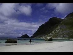 has wonderful beaches, still it´s the Atlanik Ocean - not the warmest water :-) Norway Travel, Lofoten, Fishing Villages, Outdoor Woman, Outdoor Outfit, Trip Planning, Adventure Travel, Tourism, Hiking