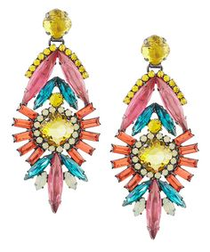 Get The Party Started: 20 Statement Earrings To Wear NOW #refinery29