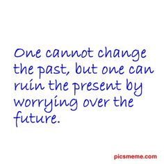 Worry quote, i need to tell this to myself everyday