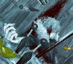 Tobirama death. Now Im crying.....