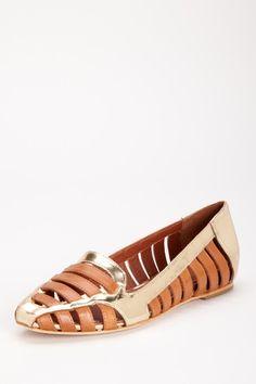 Elizabeth and James // Gemma flat loafer